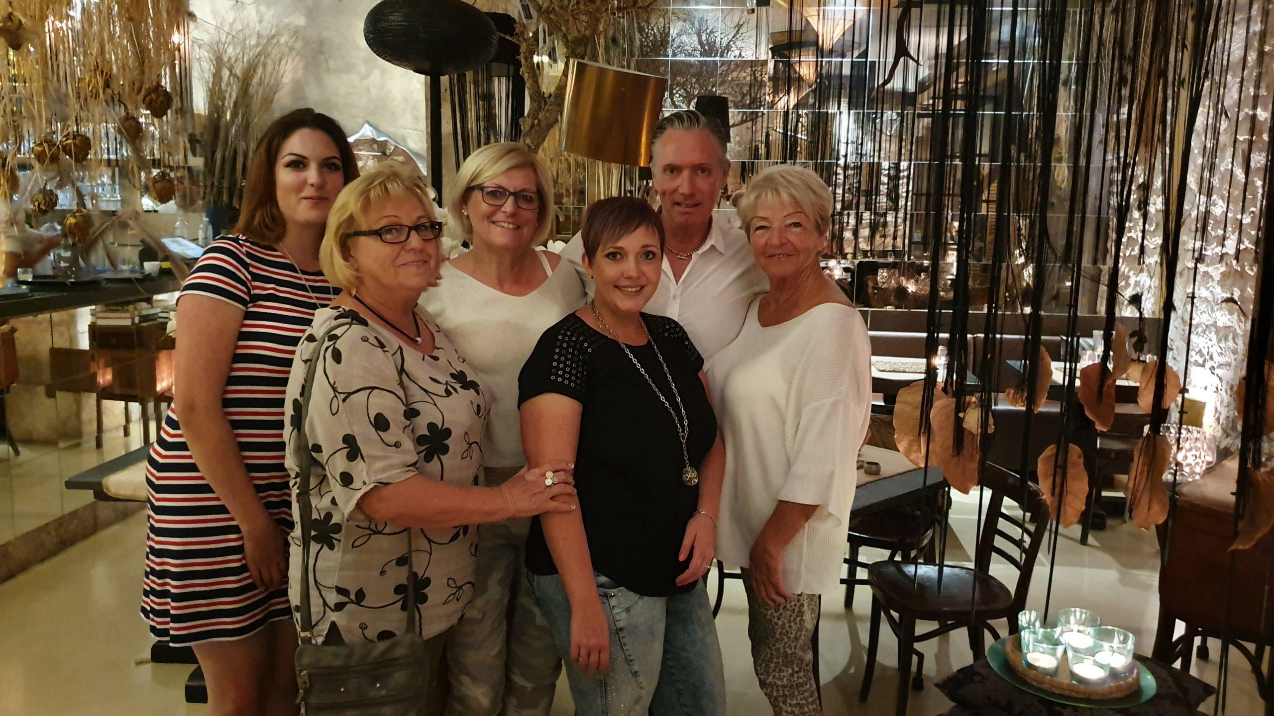 Betriebsurlaub 2019 - Abendessen im Goli
