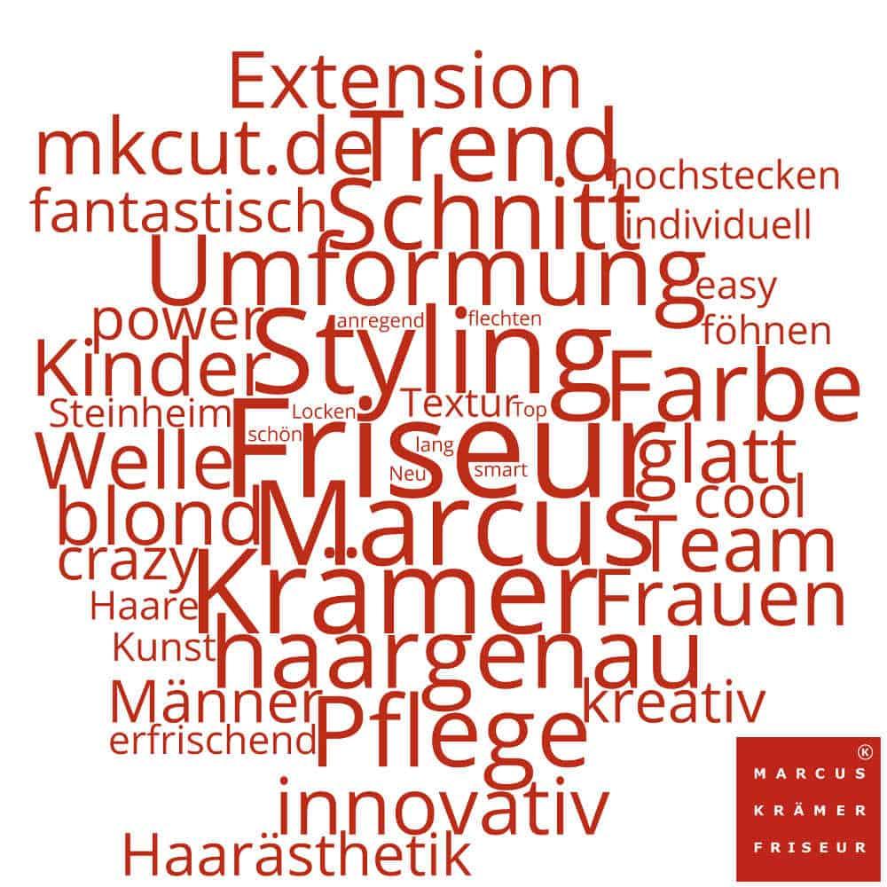 Marcus Krämer Friseur | wordcloud